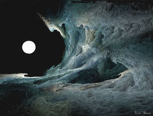 The Night Is Darkening Around Me - Poem by Emily Jane Brontë