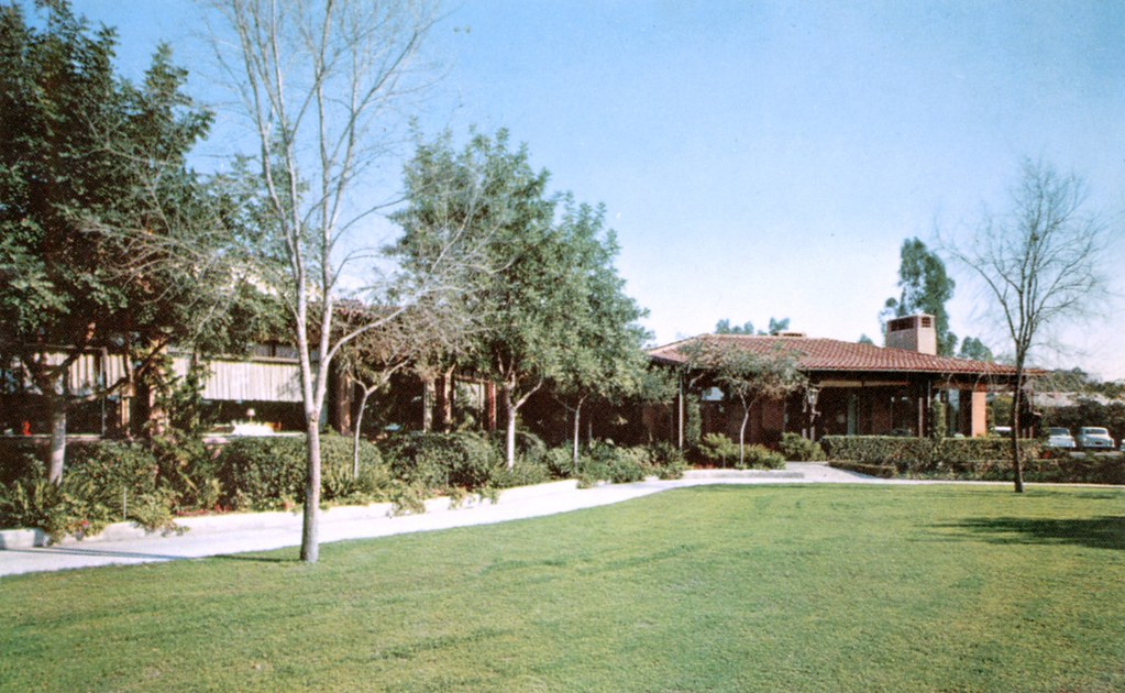 ... Greenbrier Inn, Garden Grove | By Orange County Archives Ideas
