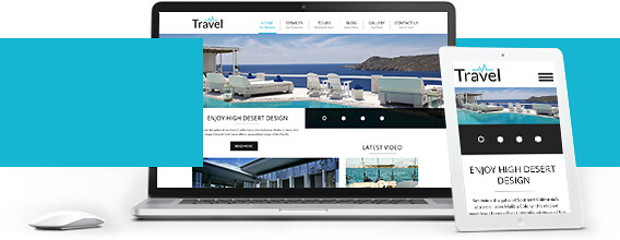 wordpress travel theme reponsive