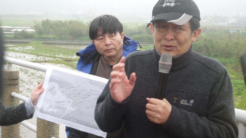 台大地質系教授陳文山。本報資料照。