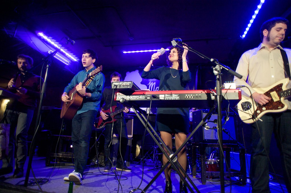 Wild Honey Sala Clamores Madrid Popfest 2015 Flickr