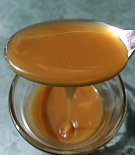 Homemade Caramel Sauce from Ball