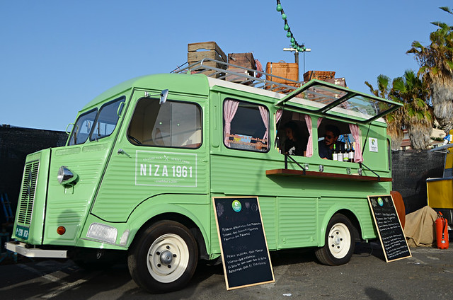 Niza 1961, Food Trucks, Phe Festival, Puerto de la Cruz, Tenerife