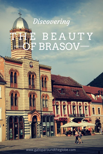 Discovering the beauty of Brasov