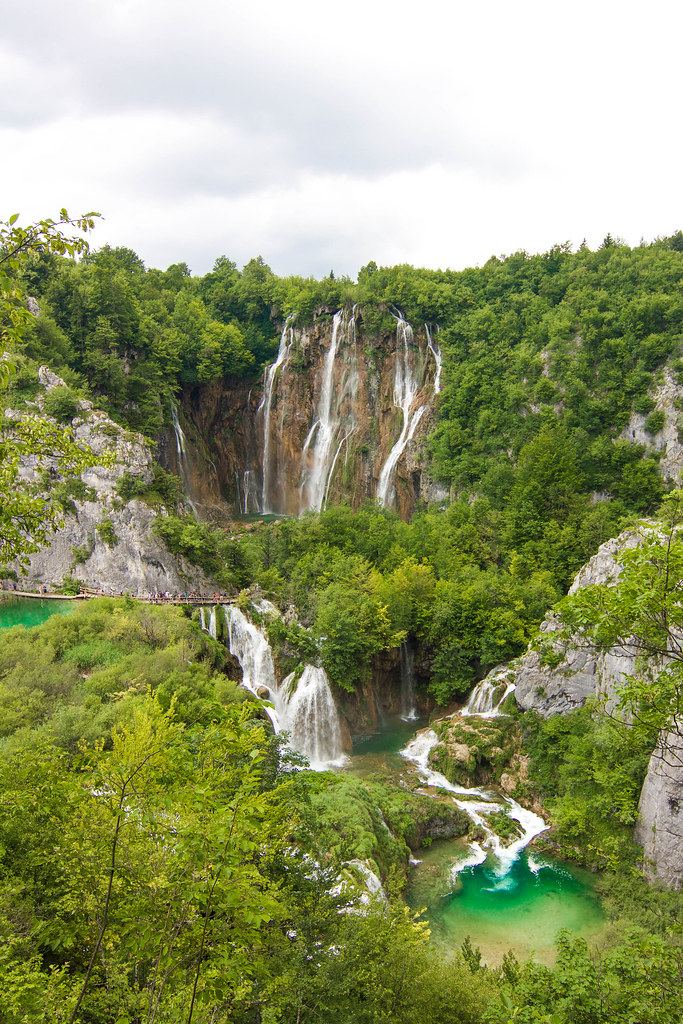Plitvice Lakes, Croatia | 16 Favorite Travel Memories of 2016
