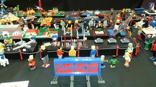 micro BrickCon 2016 -5 | by Major Stackings