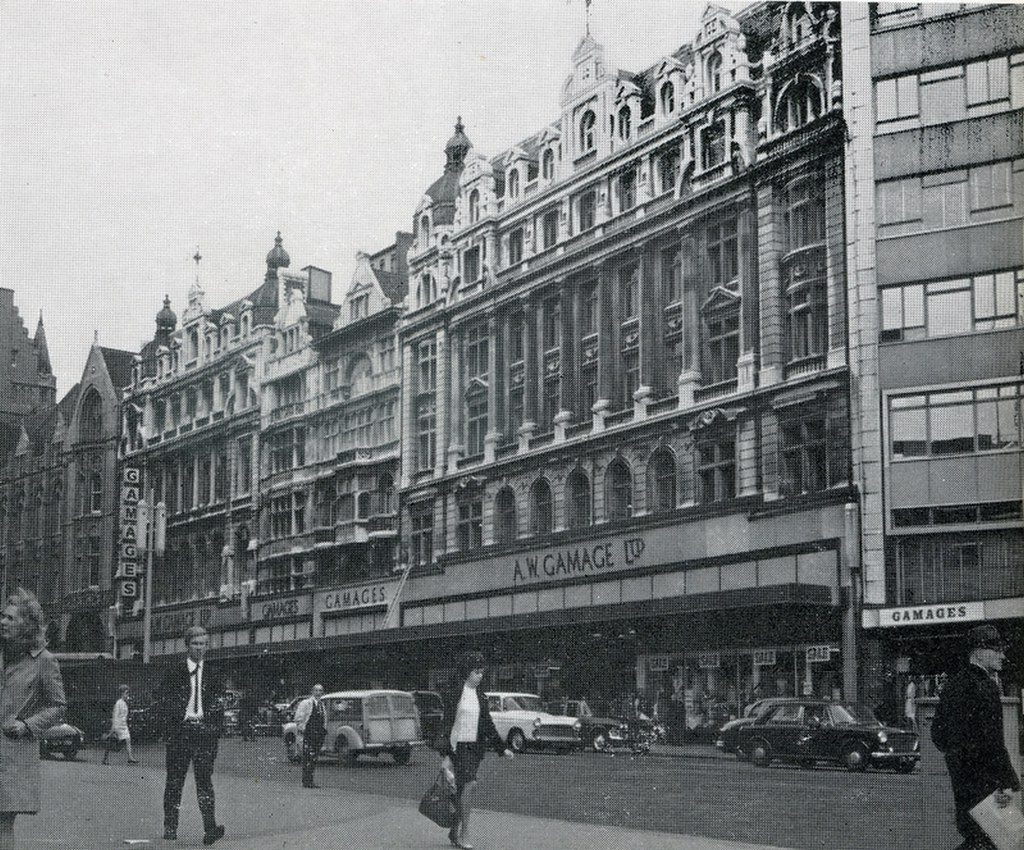 How Old Is The Liberty Building In London