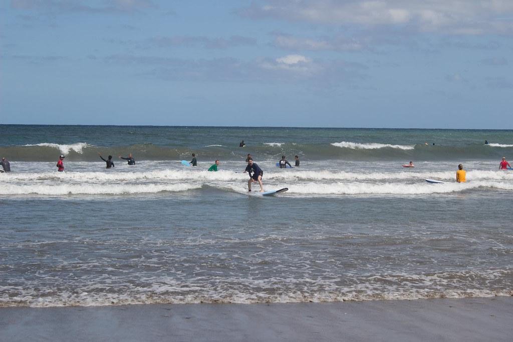 surffaajat, Sayulita, Meksiko