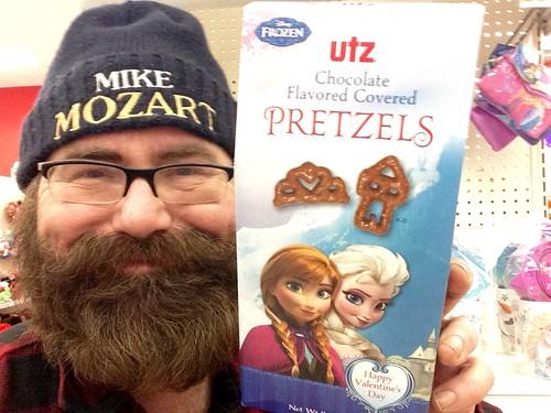 Disney Frozen Chocolate Cake