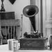 Edison Phonograph in Plaza Hall