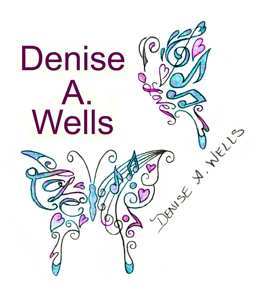 Love Butterfly Tattoos By Denise A Wells Small Wrist