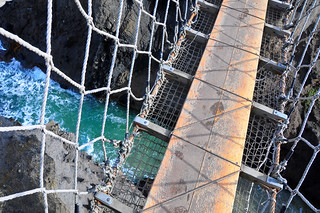 Carrick-a-Rede Rope Bridge | by -M a r t i n-