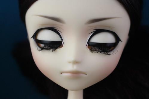 Souji Okita eyelids
