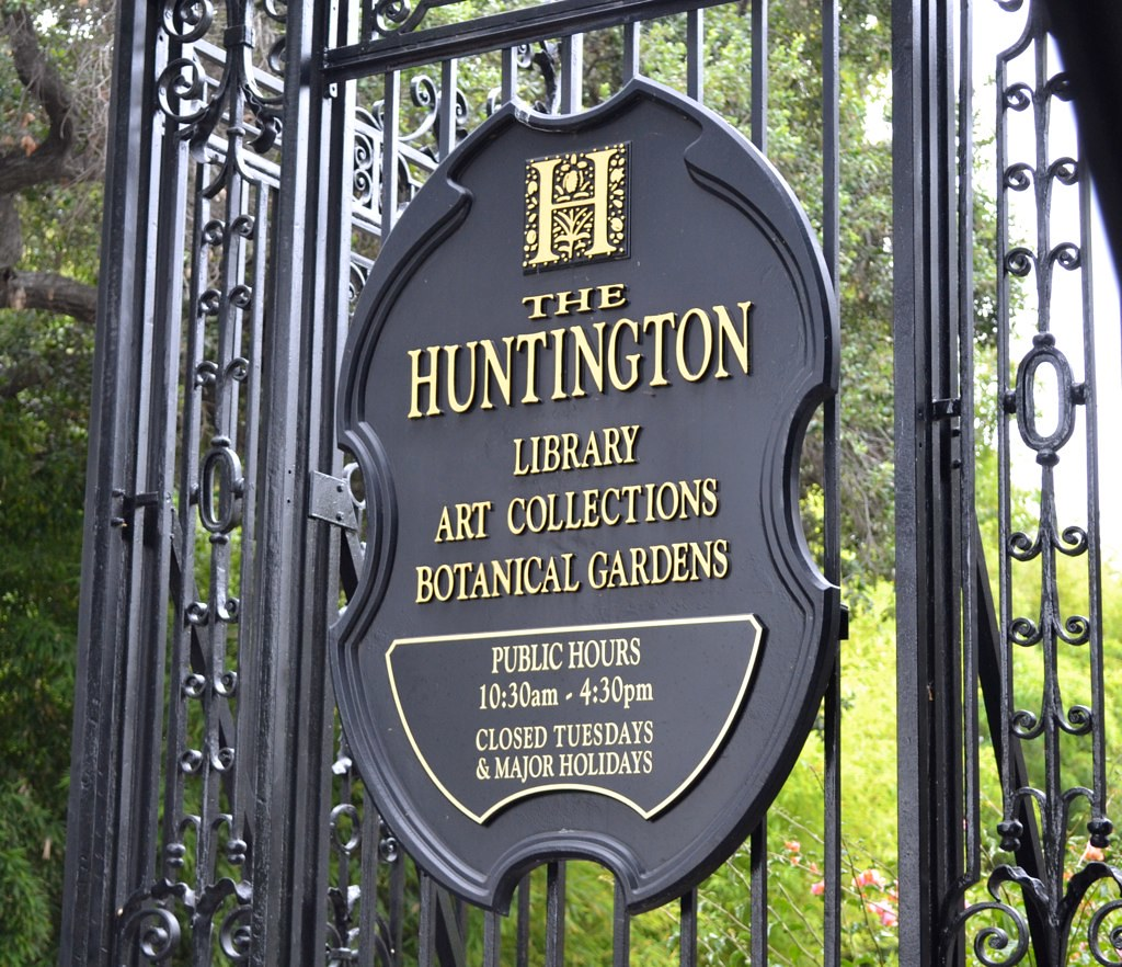 ... The Huntington Library, Art Collections, Botanical Gardens, Undated    By Nathanh100