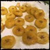 #PuertoRican #Mofungo #plantain #homemade #CucinaDelloZio - fry in olive oil - drain on paper towels