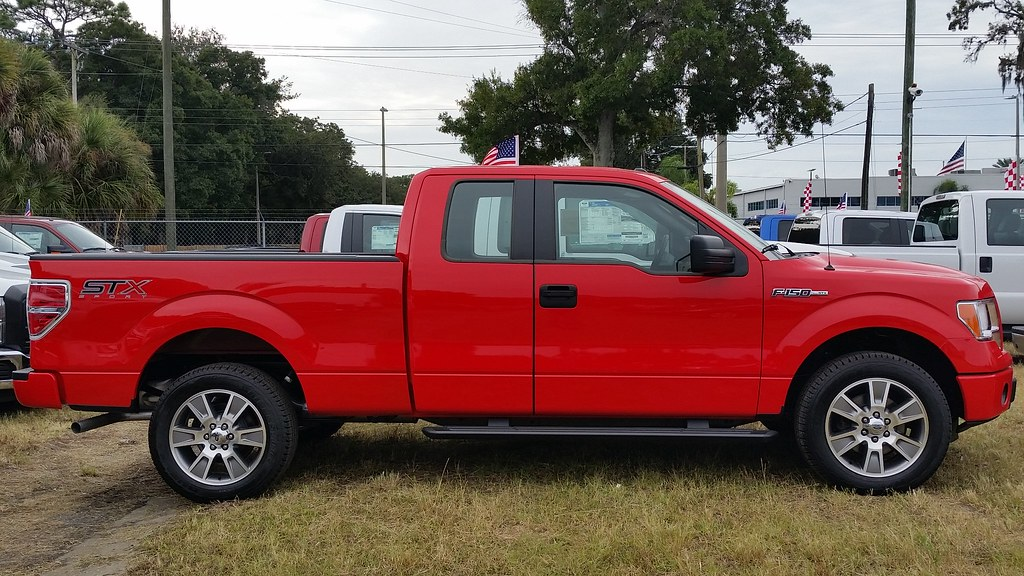2014 Ford F150 4x2 Supercab Stx Sport Mustang Club Of