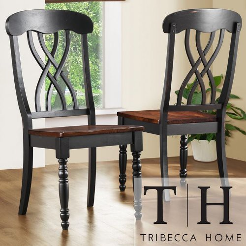 dining chairs on sale looking for dining chairs this country black dining chair set of 2. Black Bedroom Furniture Sets. Home Design Ideas
