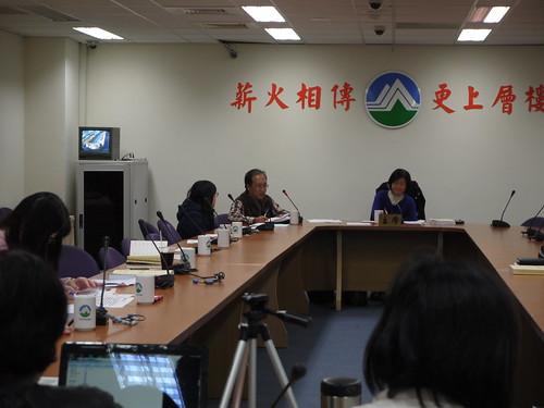 委員不出席,六輕空污健康風險評估流會