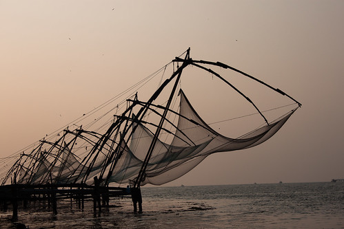 Chinese Fishing Nets | by Enygmatic-Halycon