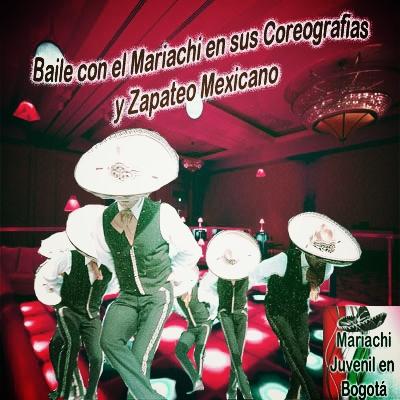 mariachis juvenil bogota bailando