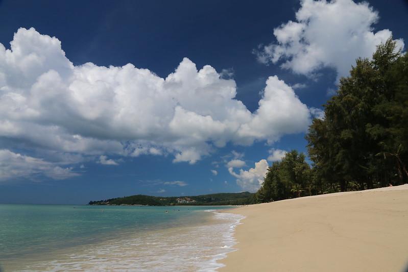 Bang Tao Beach, Phuket. Image: P_Dean, CC.