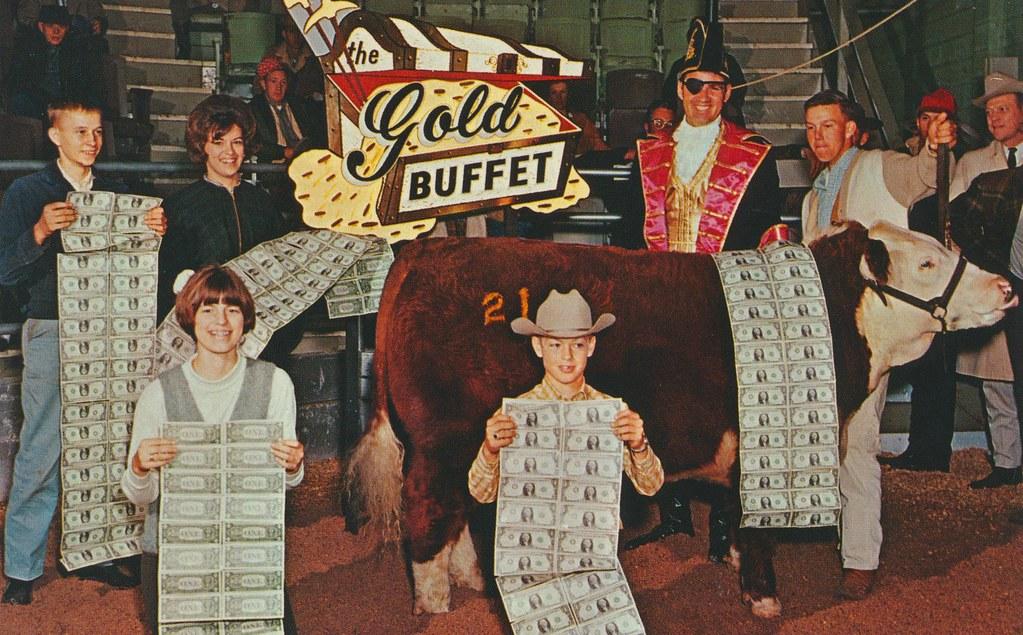 The Gold Buffet - North Kansas City, Missouri & Winterset ...