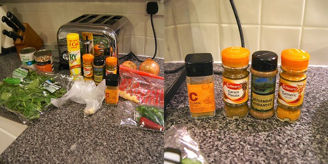 curryingredients