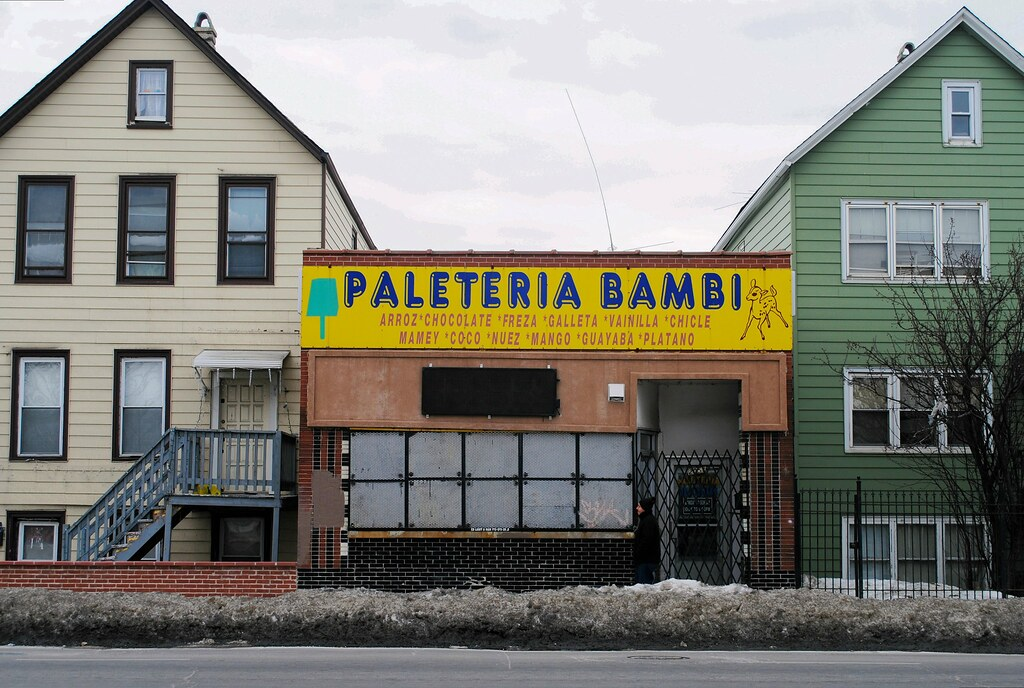 Paleteria Bambi 2051 West 47th Street Chicago Illinois Flickr