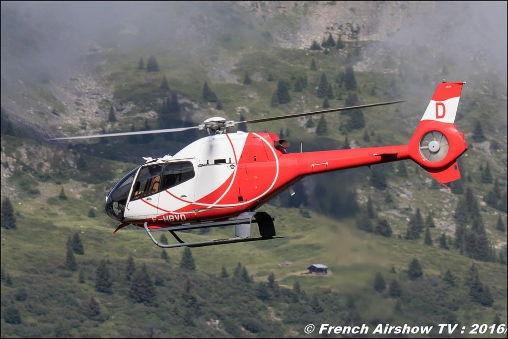 EC120 Calliopé , EALAT, Eurocopter EC120 Colibri , f-hbvd , hélico ec-120 Calliope ,Meribel Air Show , 2016 , meribel airshow , les 3 vallees , Méribel LFKX/MFX
