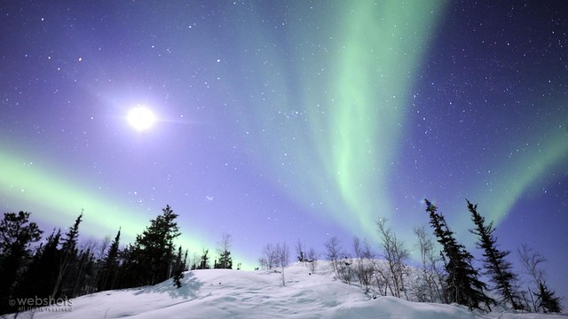 Northern Lights Northwest Territories