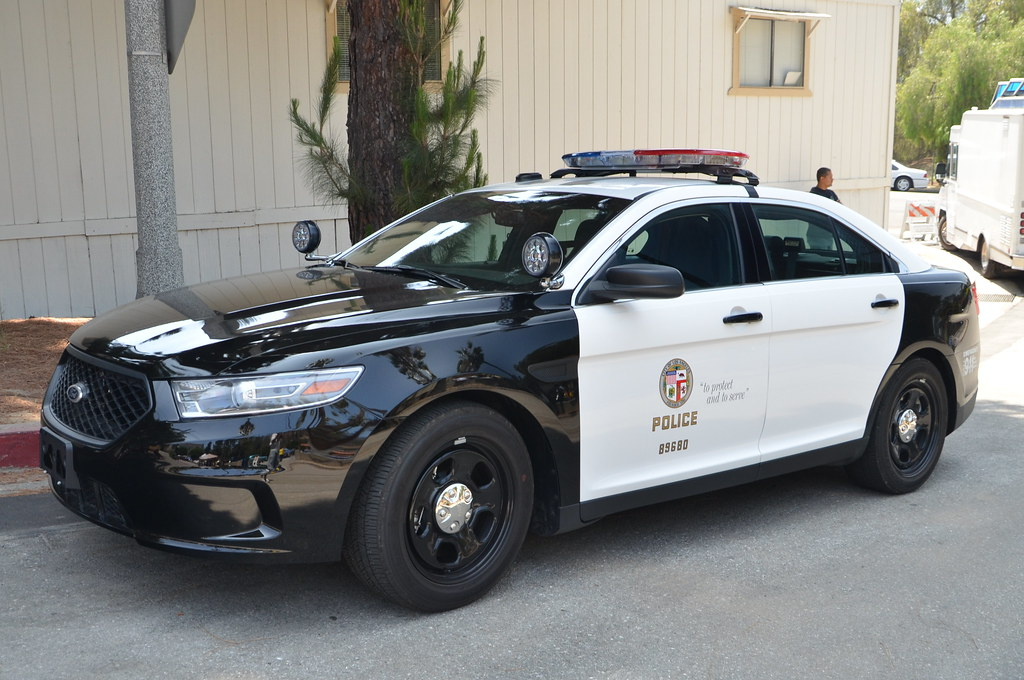 LOS ANGELES POLICE DEPARTMENT (LAPD) - FORD TAURUS | Flickr