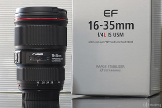 EF16-35mm F4L IS USM | by tomosang R32m