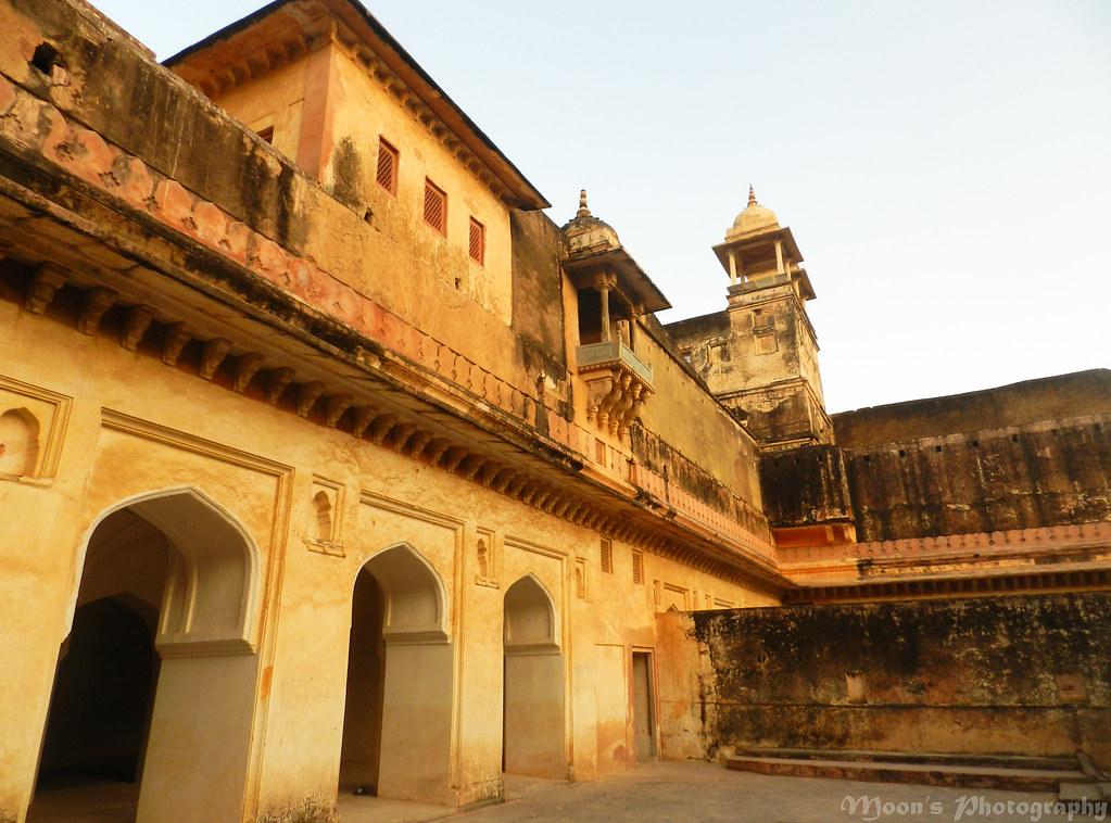 amer palace, jaipur, rajasthan