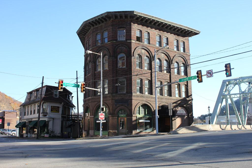 Conrad Building Johnstown Pa Joseph Flickr