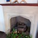 Victorian fireplace, Queen Elizabeth's Hunting Lodge