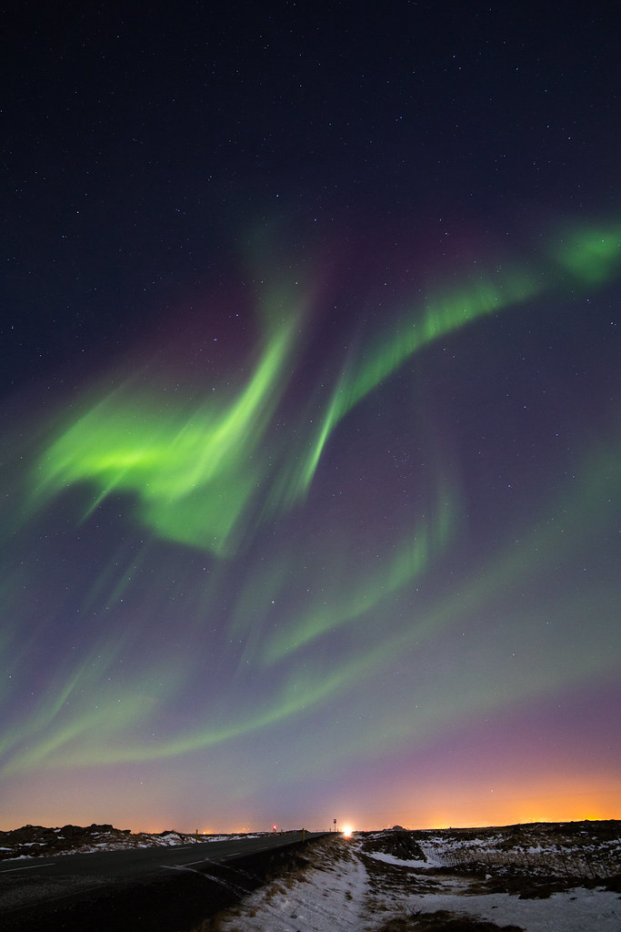 Iceland Northern Lights At Sea Tour