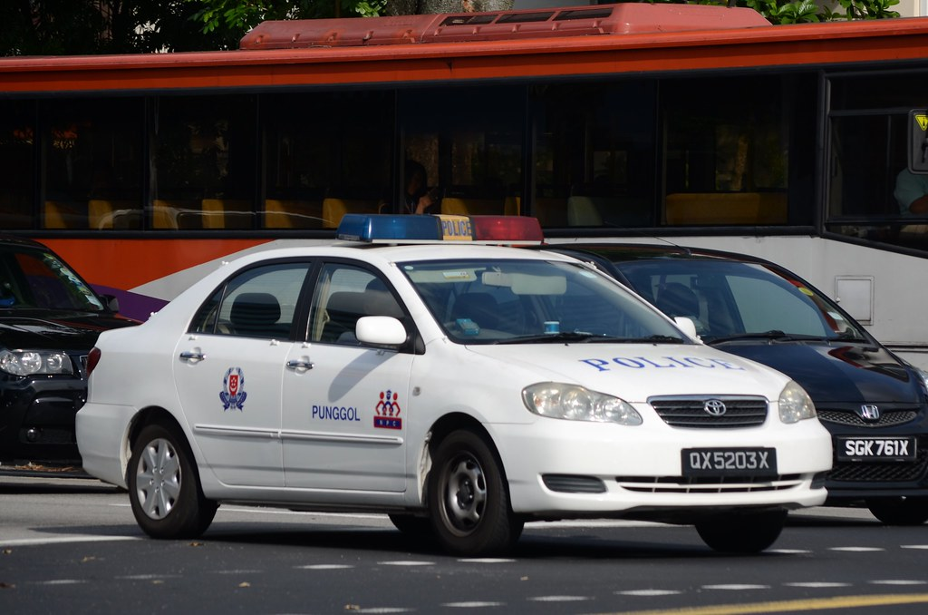 singapore police force toyota corolla altis fast response flickr