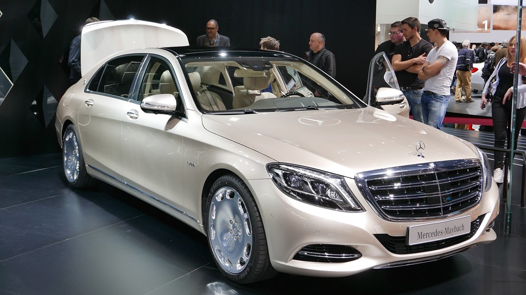 Mercedes S Class Reviews