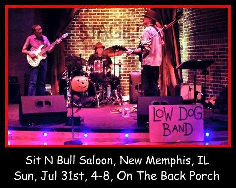 Low Dog Band 7-31-16