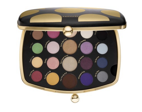 minnie mouse eye shadow palette sephora