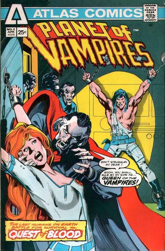 Planet of Vampires #2