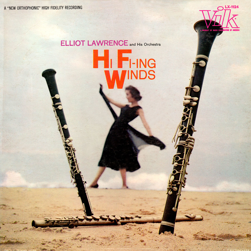 Elliot Lawrence - Hi Fi-ing Winds