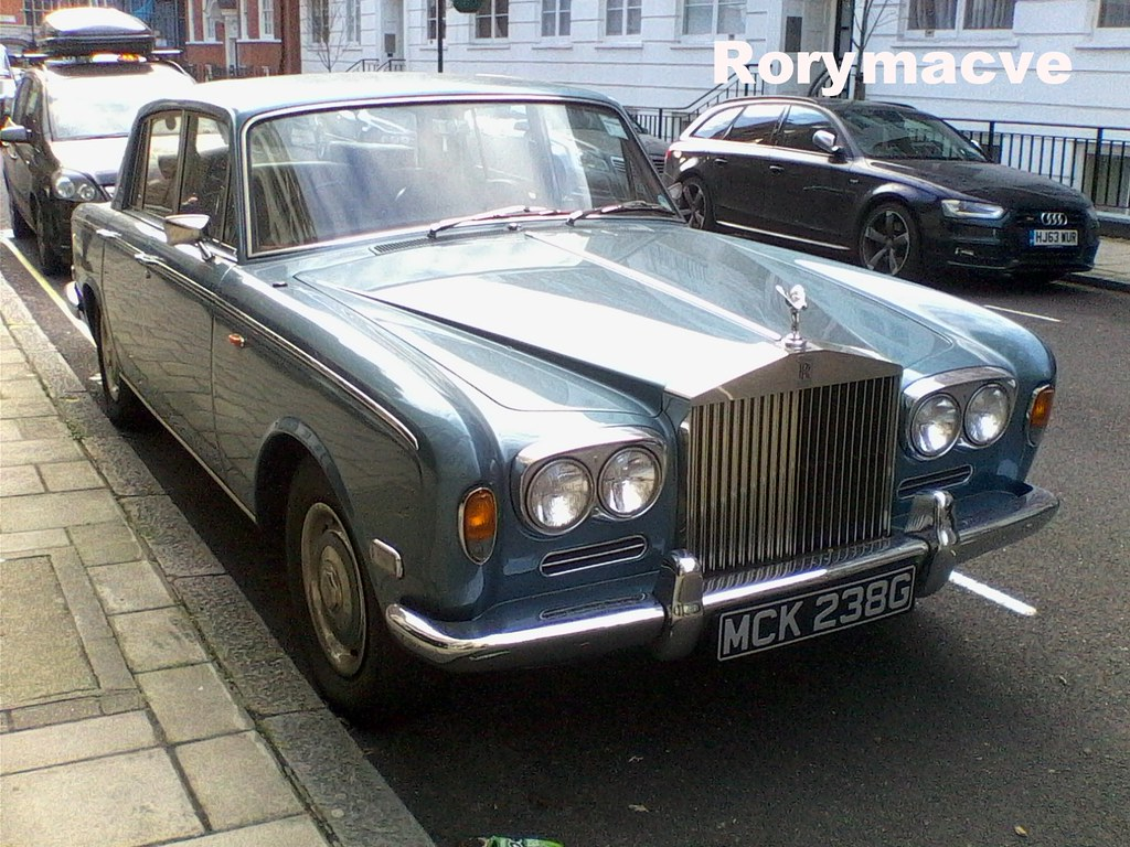 1973 rolls royce silver shadow there 39 s not much i can say flickr. Black Bedroom Furniture Sets. Home Design Ideas