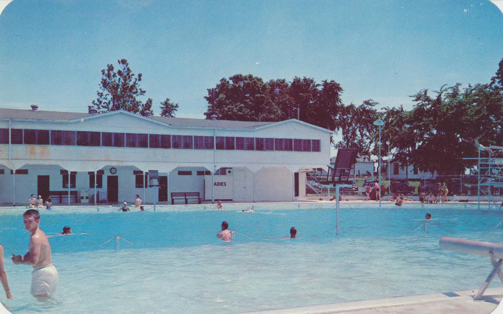 Clearpool Swimming Pool Memphis Tennessee Flickr