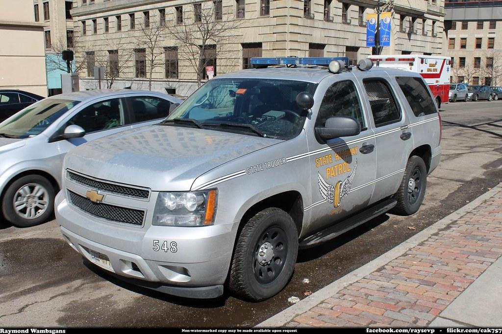 Chevrolet Tahoe 2015 >> Ohio State Highway Patrol Chevrolet Tahoe | Raymond Wambsgans | Flickr