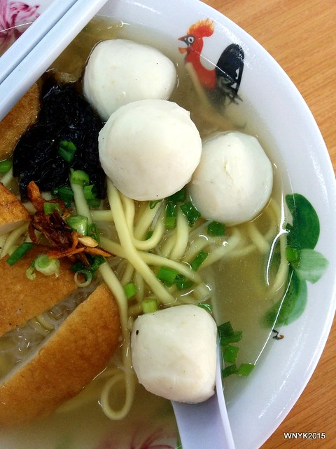 Fishballs for Breakfast