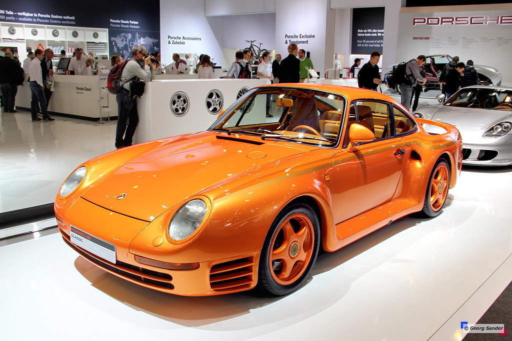 1986 1988 Porsche 959 See More Car Pics On My Facebook P Flickr