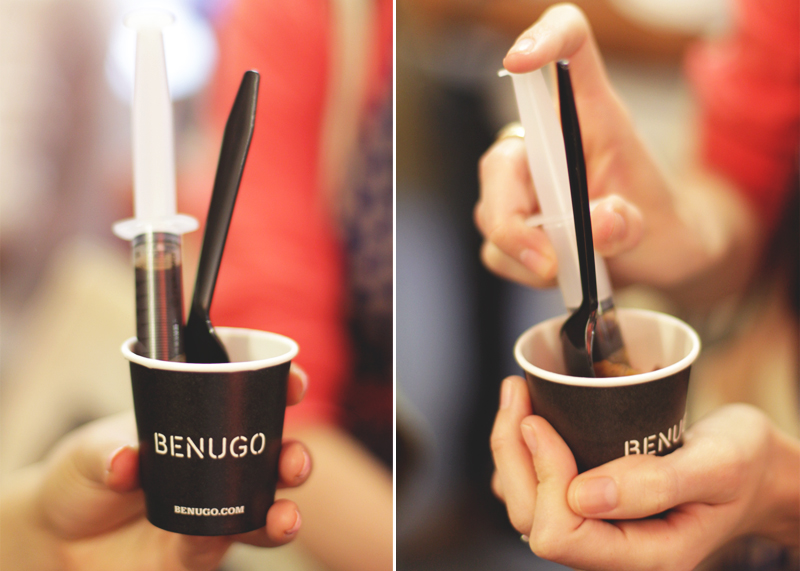 Benugo espresson ice cream, Bumpkin Betty Food Blog