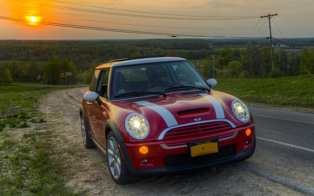 Sundown Driving