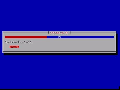 Debian mirror redirector #3